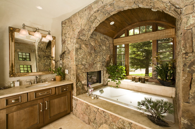 Rustic Bathroom Remodel Ideas rustic bathroom 2015 rustic bathroom decor ideas : simple way to