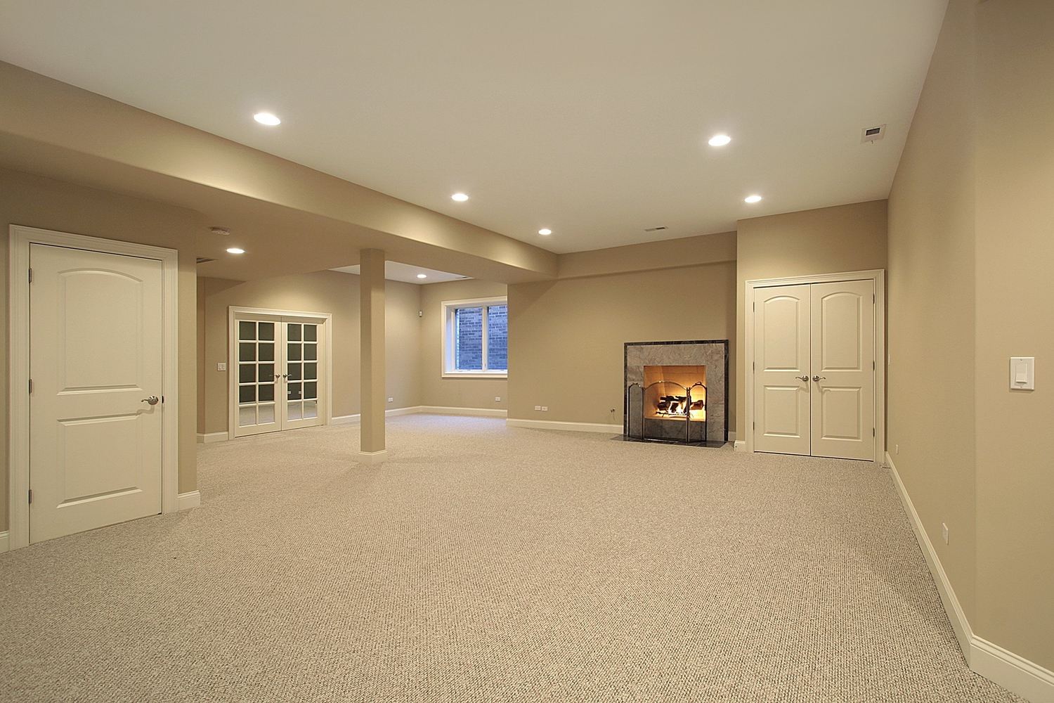 Basement finishing dutra construction everettdutra for Best carpet for basements